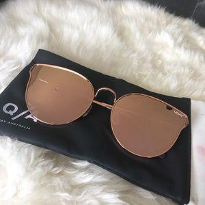 Quay 'All My Love' Sunglasses